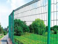 绿化带围网