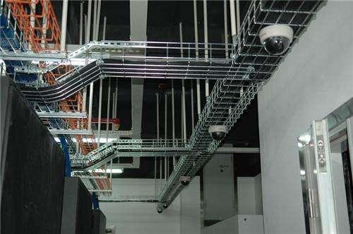 不锈钢网格桥架案例